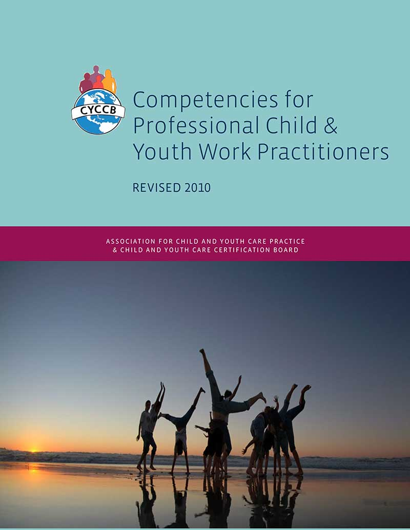 2010 Competencies for Professional CYW Practitioners 1